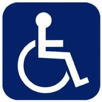 Un regard géographique sur l'icône du handicap.   Espacestemps.net