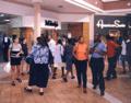 Document 1 : Mixité socio-territoriale dans un centre commercial sud-africain.