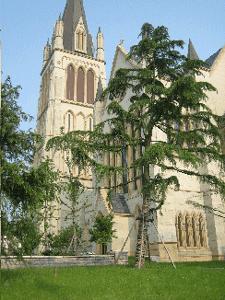 Abb.15: Kopie einer Kathedrale in Taiwushi.
