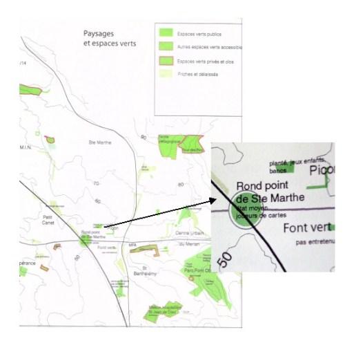 Diagnostic participatif de territoire de Saint-Jérôme aux Arnavaux, La vie des quartiers de la L2 va changer : les paysages et les espaces verts.