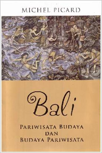 bali the discourse of cultural tourism net