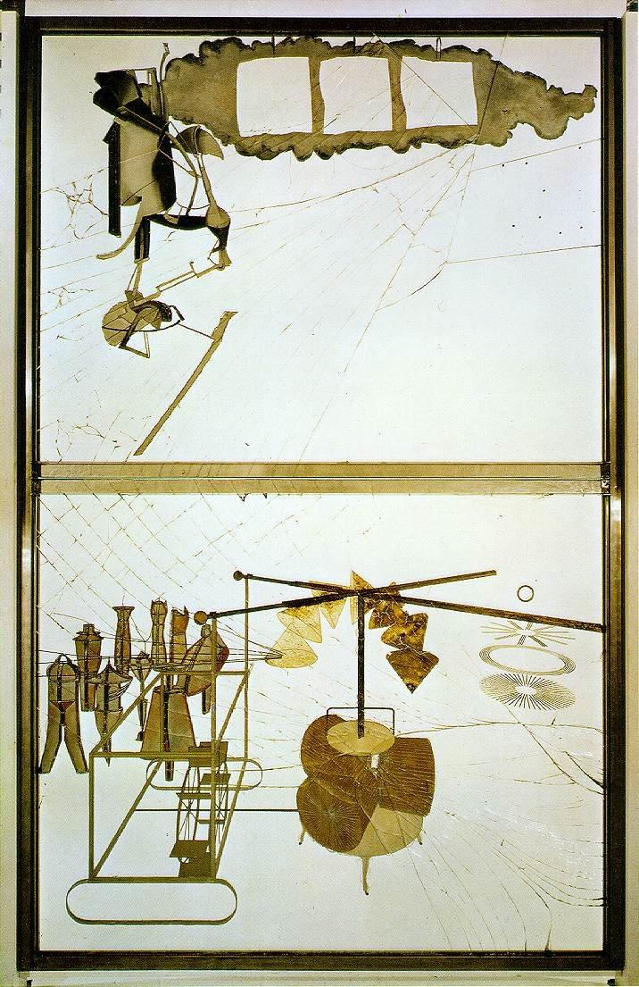 LA ZAD EN L'ÉTROIT TERRITOIRE - L'OUTRE-RÉEL IV.2 Image-1-Duchamp_LargeGlass