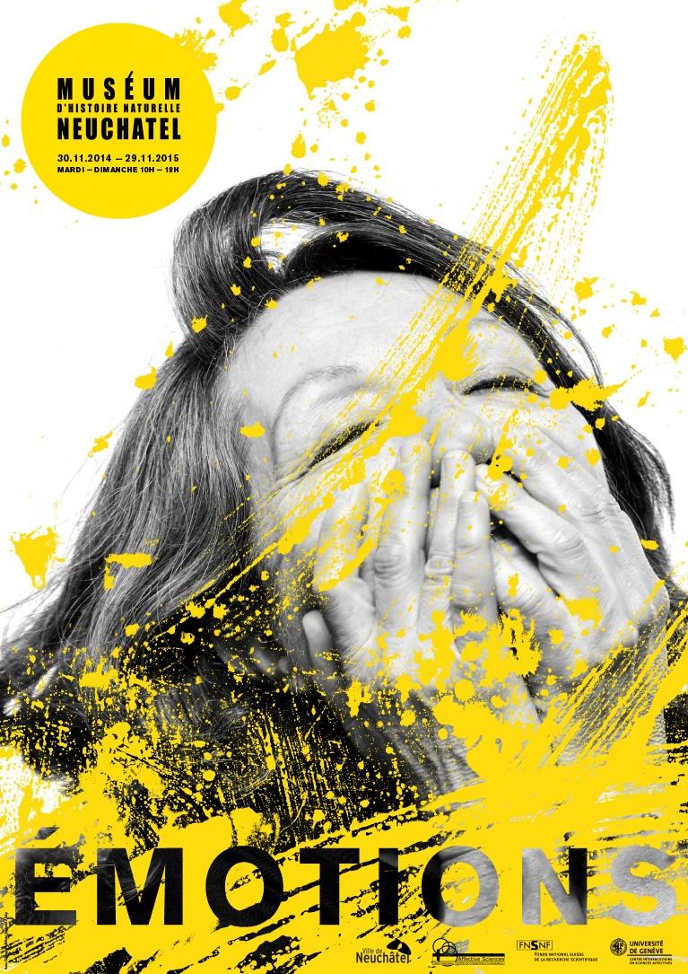 affiche jaune